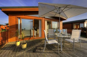 Lodge and Decking